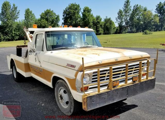 1967 Ford F 350 1967 Ford F350 Tow Truck For Sale
