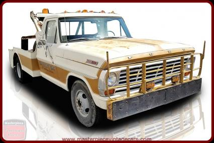 1967 Ford F350 Tow Truck