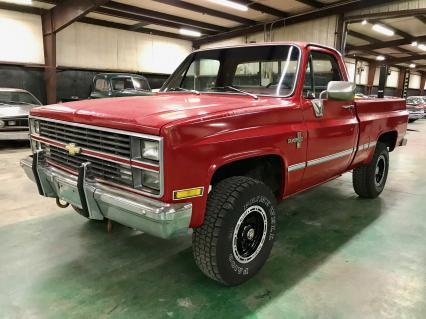 1973 Chevy Truck 4x4 For Sale