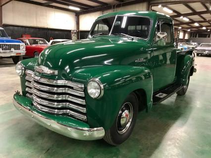 1953 Chevrolet 3100 Series Pickup