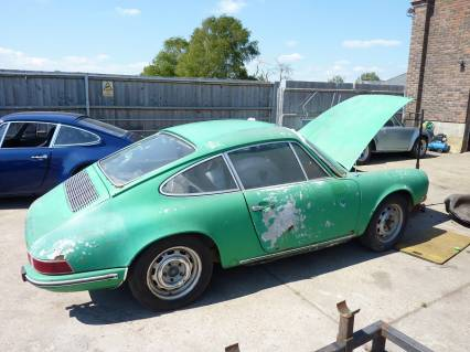 Porsche Air Cooled Cars Wanted  911 912 356 914-6