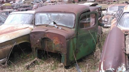 30s ish truck for ratrod or  no title