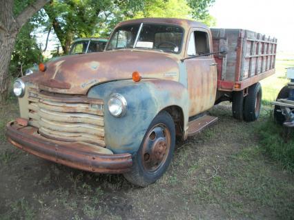 1952 Chevy 1 1/2 ton farm truck rat rod