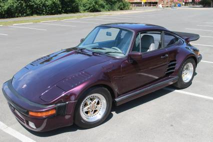 1980 Porsche 911SC Slant Nose Sunroof Coupe - Turb