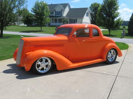 1936 D2 Business Coupe Dodge Brothers
