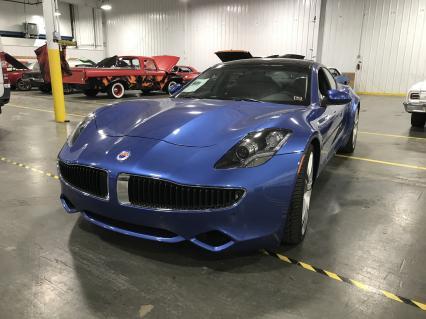 2012 Fisker Karma - Go Green With This Sporty Ride