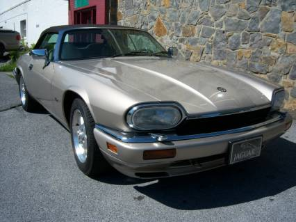 XJS Convertible Like New Condition