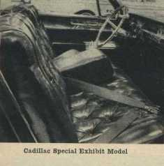 1962 Cadillac Bucket Seats