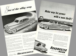 1953 Buick Roadmaster Brochure