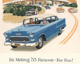 Classic cars for sale classifieds buy sell classic car classic 1955 chevrolet bel air sciox Choice Image