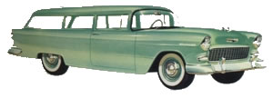 1954 Chevrolet 150 Handyan Station Wagon