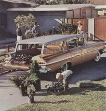 1959 Chevrolet Nomad Station Wagon