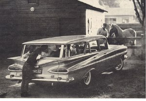 1959 Chevrolet Impala 4 Door Station Wagon