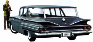 1960 Chevrolet Kingswood