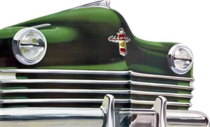 1942 Chevrolet Grille