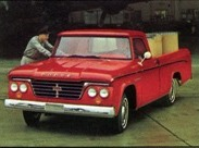 1963 Dodge Sweptline