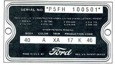 574948 1966 Chrysler Fender Tag Decoder furthermore Truckchex also 700r4 Identification moreover 1971 C3 Corvette together with How To Identify Your Toyota. on vin number decoding
