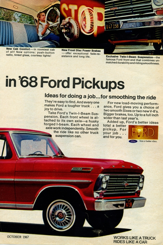 1968 Ford Truck Vin Decoder 1 - Photo Gallery Pictures - 1968 Ford Truck Vin Decoder 1