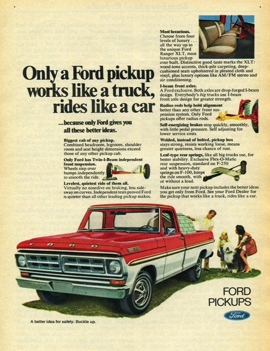 1971 Ford F100 - Ford Trucks for Sale | Old Trucks, Antique Trucks ...