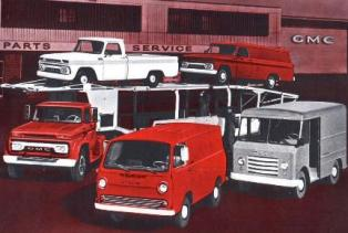 Armoured Vehicles Latin America ⁓ These 1965 Gmc Pickup Models