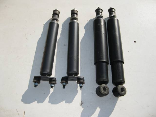 1962-67 CHEVY II front and rear shocks