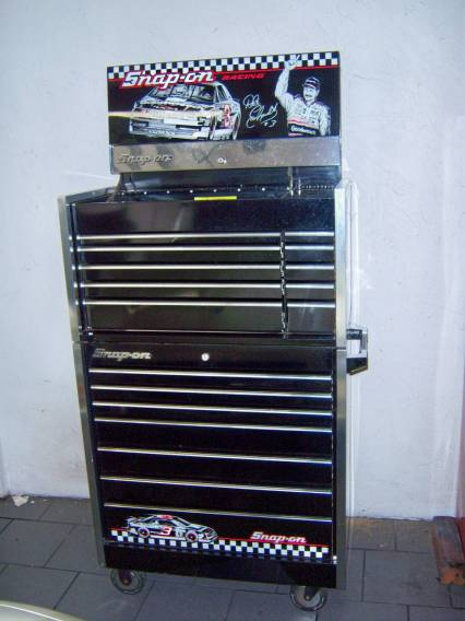 Snap-On Dale Earnhardt Tool Box - parts for sale
