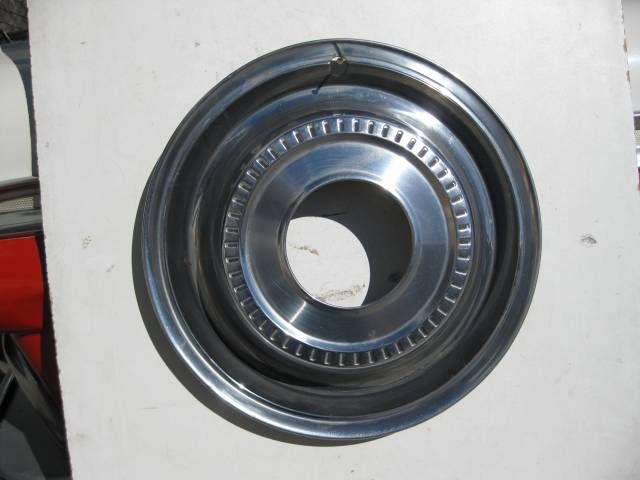 1970s IHC SCOUT HUBCAPS
