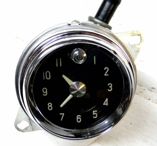 1954 55 53 Buick Dash Clock Special 12 Volts