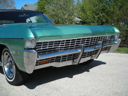 68 Chevy Hideaway Headlights And Parts Parts For Sale