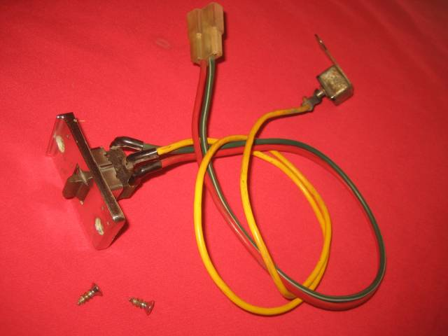 1964-1965 Pontiac GTO Convertible Top Switch
