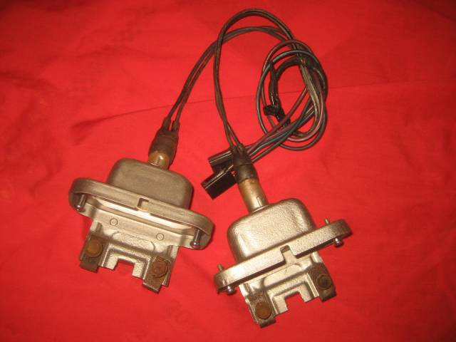 1964-1965 Pontiac GTO Parking Lights