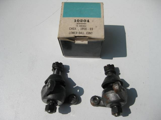 1958-69 CHEVROLET NEW LOWER BALL JOINTS