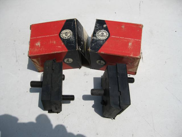1963-64 FORD MOTOR MOUNTS