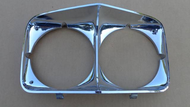 1970 Impala Headlight Bezel