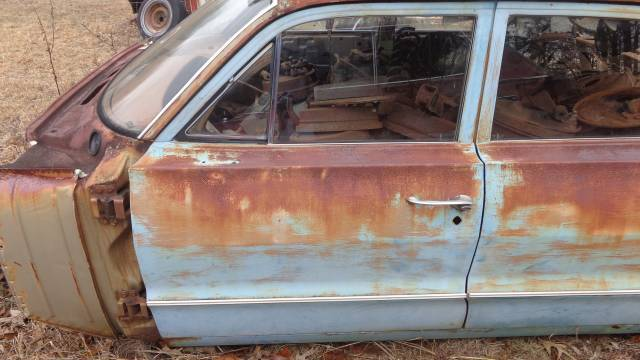 1964 Biscayne 4-Dr Sedan Drivers Side Front Door
