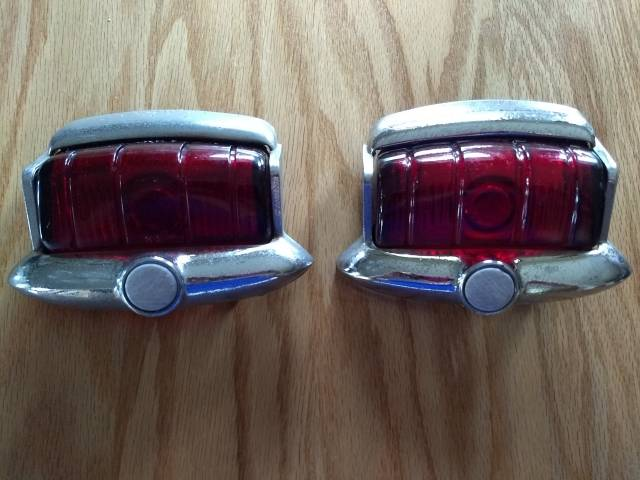 P-15 Plymouth Tail Lights