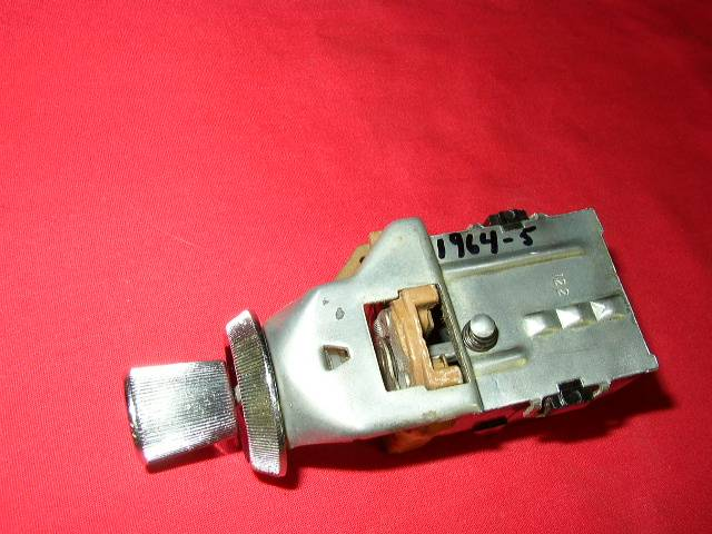 1964-1965 Pontiac GTO Headlight Switch